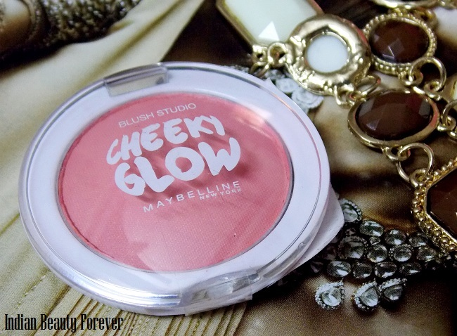 Maybelline Cheeky Blush Peachy Sweetie Review