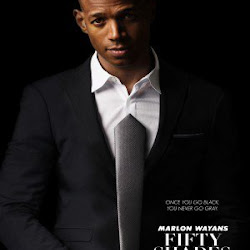 Poster Fifty Shades of Black 2016
