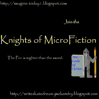 Knights of Microfiction (1) Trapped