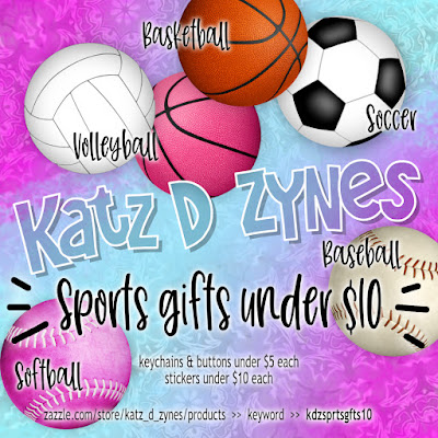 katzdzynes sports gifts under $10