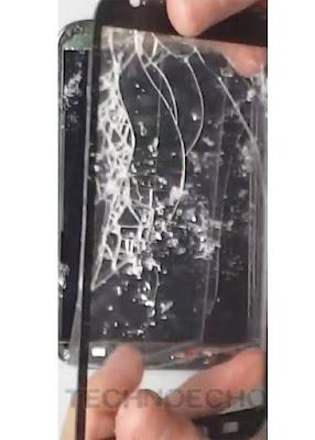 cara memperbaiki touchscreen pecah