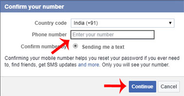 facebook two factor authentication enable kaise kare