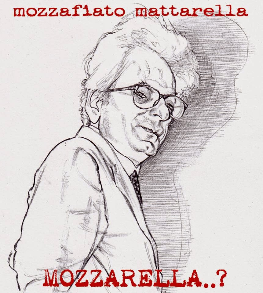 BLOG: Mattarella Verso Il Quirinale
