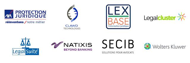 LegiStrat sponsors village de la legaltech