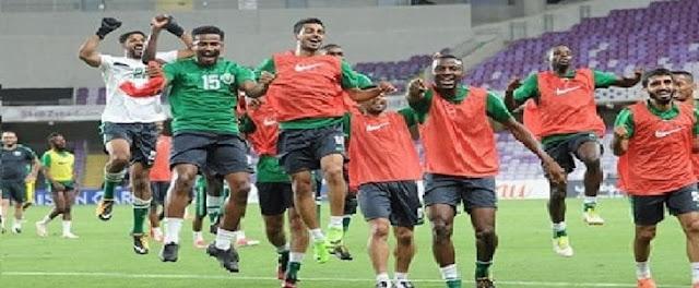 جدول مباريات المنتخب السعودي الودية استعدادا لبطولة كأس العالم 2018