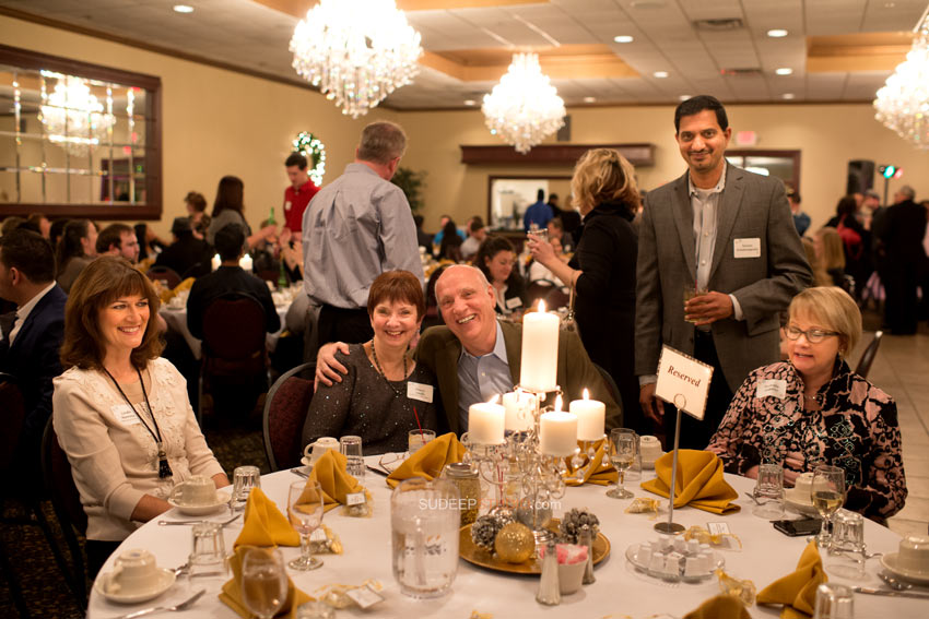 Corporate Holiday and Event Photography Ann Arbor - Sudeep Studio.com