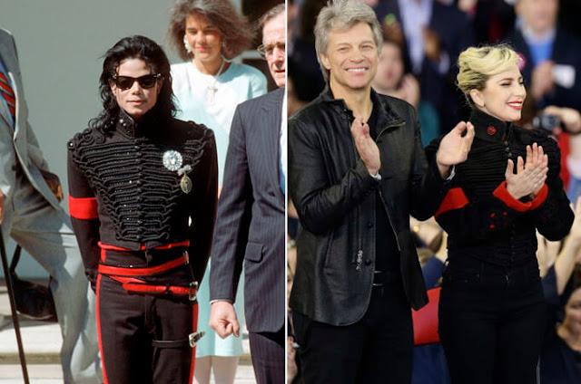 Lady Gaga canta con Jon Bon Jovi en apoyo a Hillary Clinton