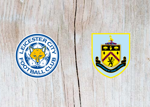 Leicester vs Burnley - Highlights 10 November 2018