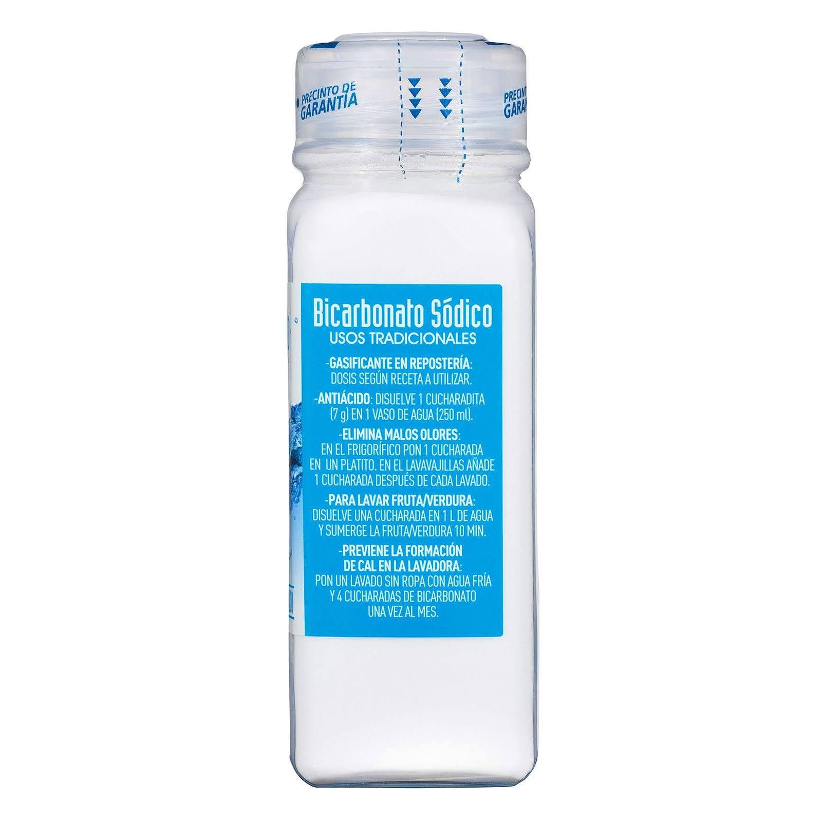 Bicarbonato sódico Hacendado