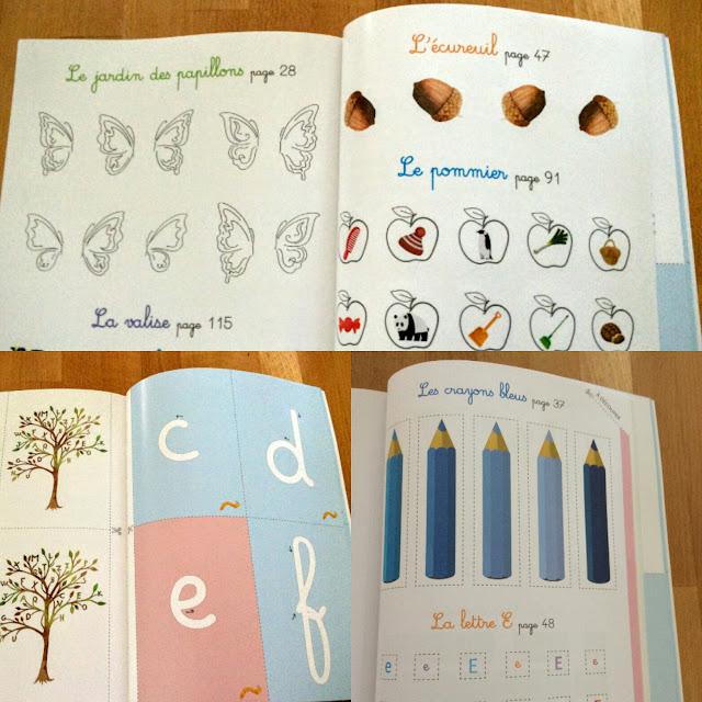 mon tr s grand cahier montessori des lettres et des chiffres. Black Bedroom Furniture Sets. Home Design Ideas