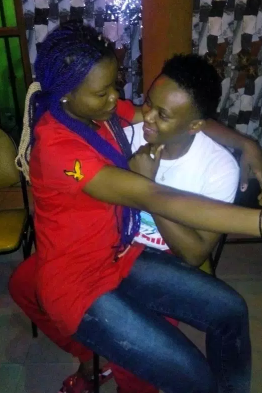 Nigerian Lesbian Couple Boldly Share Photos On Facebook As They Celebrate Their 2-Years Dating Anniversary