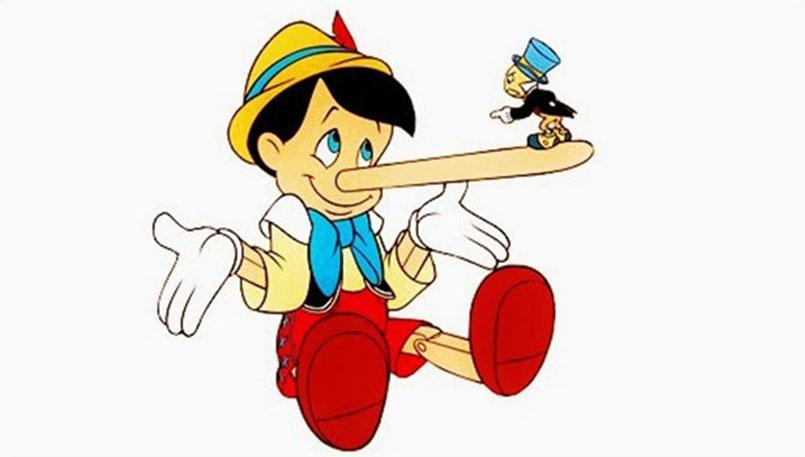 mentiras de los padres que le dicen a los niños