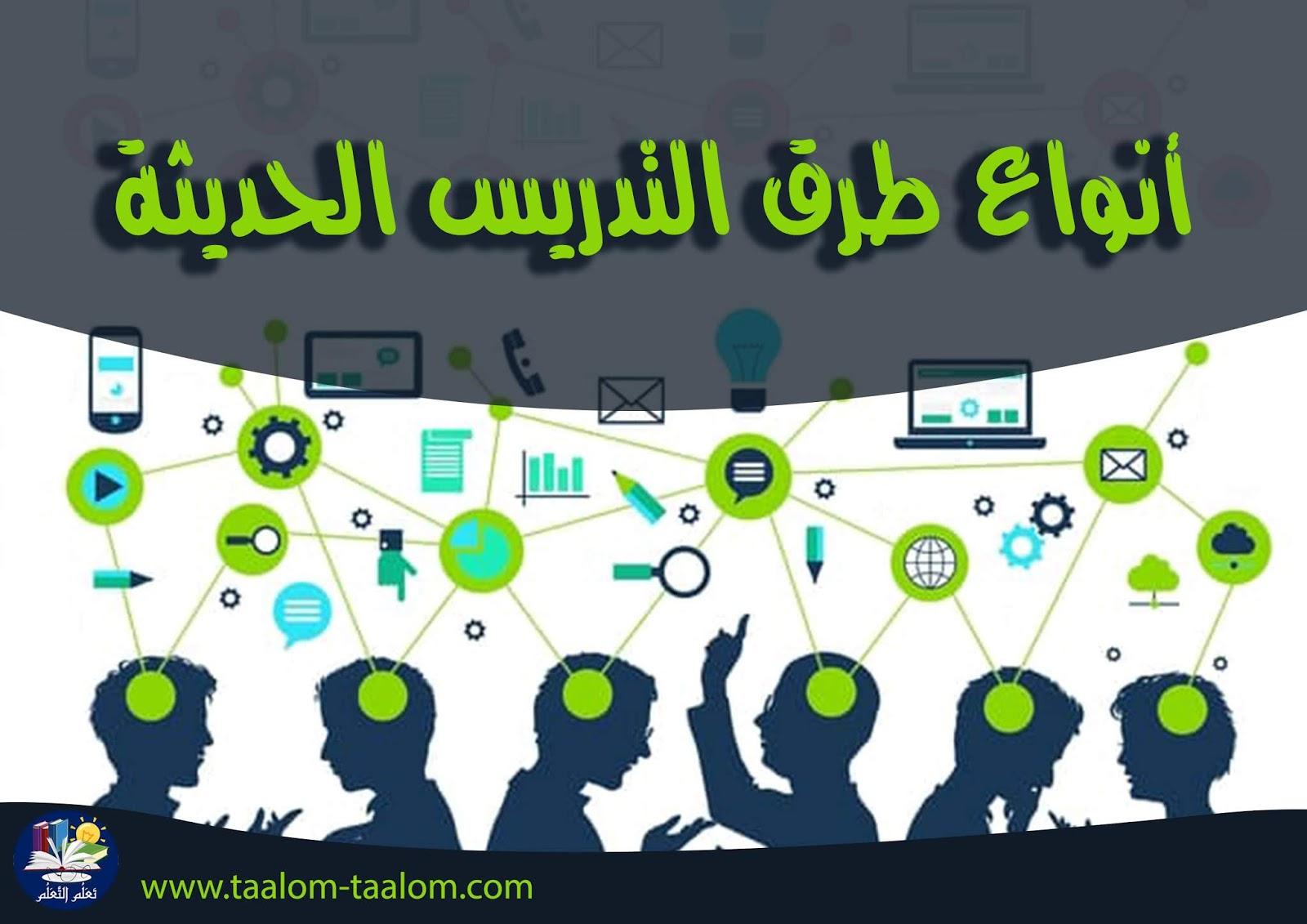 تعلم, التعلم, : أنواع, طرق, التدريس, الحديثة