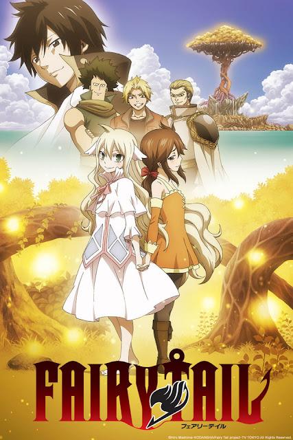 Kata-Kata Mutiara Terbaik Dari Anime Fairy Tail