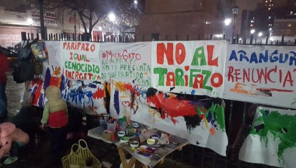 Argentinos realizaron primer cacerolazo contra Macri