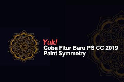Cara Gampang Memakai Paint Symmetry Di Photoshop Cc 2019