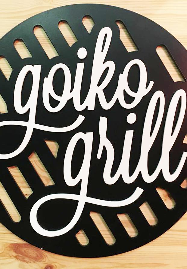 Logotipo Goiko Grill
