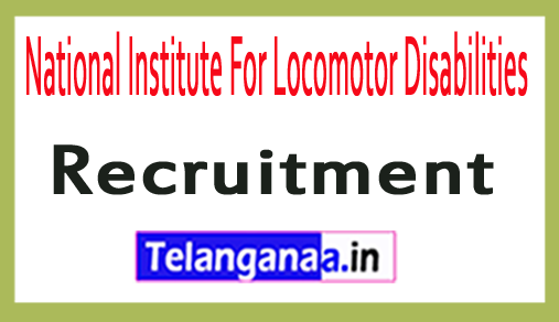 National Institute For Locomotor Disabilities NIOHKOL Recruitment