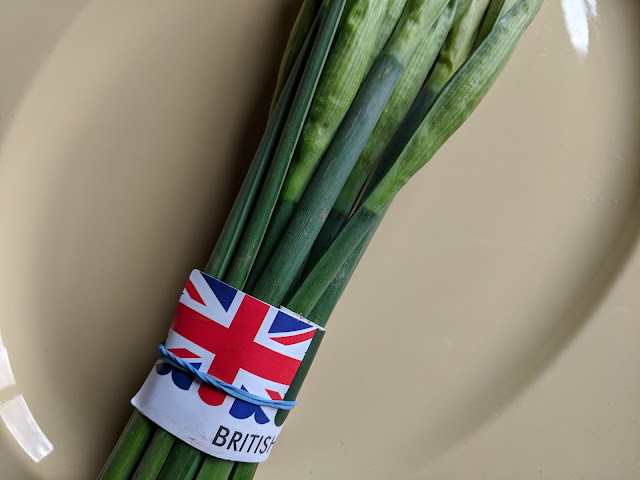 British flowers Valentine's Day