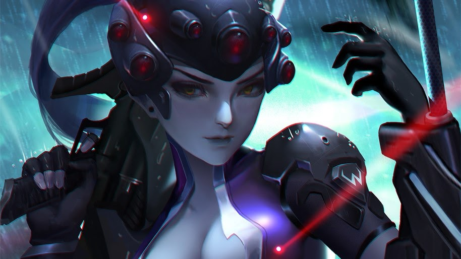 Widowmaker Overwatch 4k Wallpaper 56