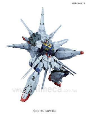 Providence Gundam ZGMF-X13A Master Gade (MG) 1/100 Model Kit Mobile Suit Gundam SEED