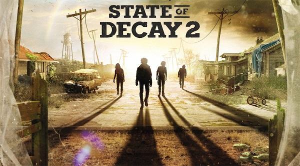 Spesifikasi State Of Decay 2 (Microsoft)