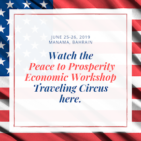 Peace to Prosperity Economic Workshop Traveling Circus