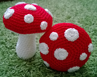 Mushroom Collection & Variations crochet patterns | PlanetJune by ... | 254x320