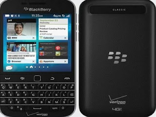 Blackberry Clasic non Camera