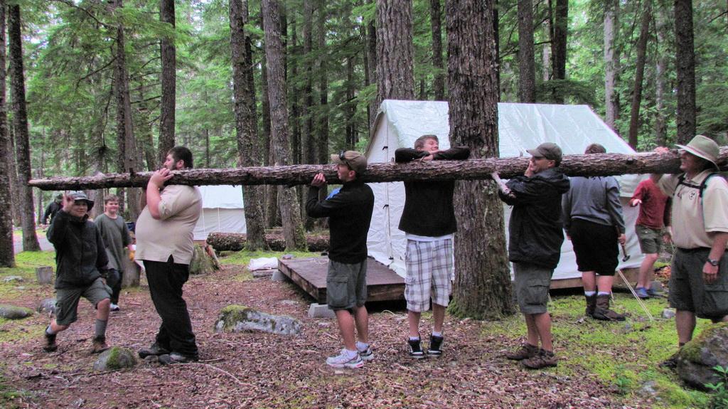 Mount Rainier Volunteers Wanted Longmire Volunteer