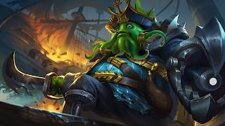 Bane Deep Sea Monster