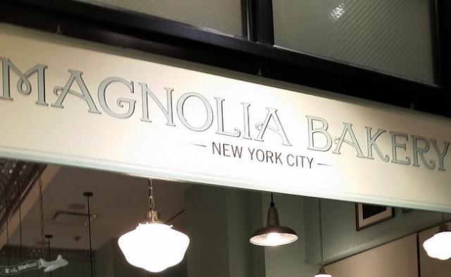 Magnolia Bakery, NYC, Bloomingdale's