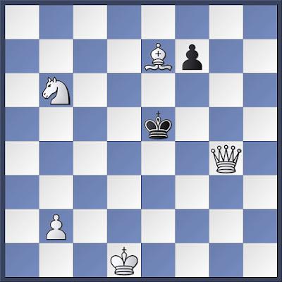 Problema de ajedrez multi-solución de W. Geary