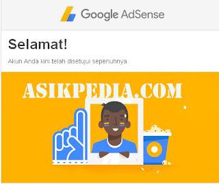blog khasiat jitu diterima google adsense