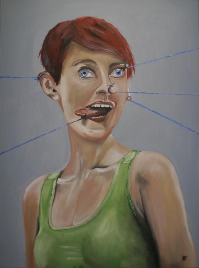 Francois Mouillard. Современный французский художник 9