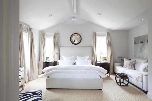 décoration des chambres avec Voûtes