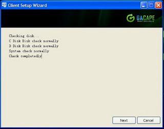 updater client