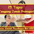 25 Tugas Tanggung Jawab Pramugari, Wajar Gajinya Besar