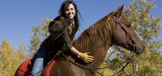 Bachelorette Parties - Idea #9: Diva Dude Ranch