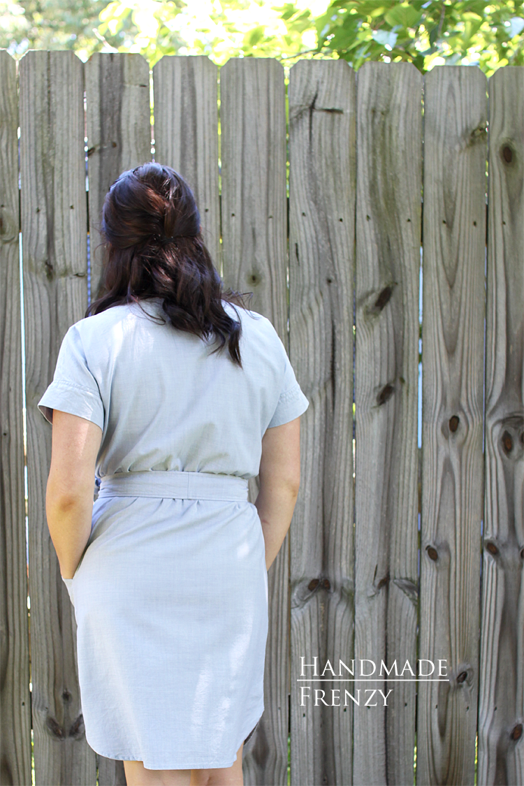 Anza Dress - Pattern Review // Sewing For Women