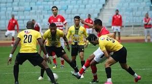 التعادل السلبي يفرض نفسه على موادهة اتحاد بن قردان والنادي الإفريقي في الرابطة التونسية لكرة القدم