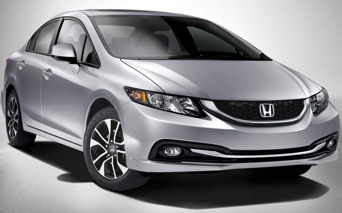 Novo Honda Civic 2013 Fotos Pre 231 Os E Especifica 231 245 Es