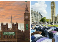 Fenomena LONDONISTAN, Pertumbuhan Luar Biasa Islam di Eropa