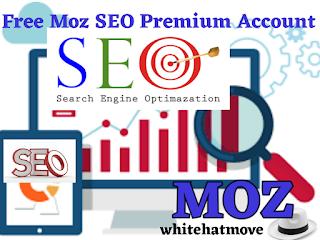 Free Moz SEO Premium