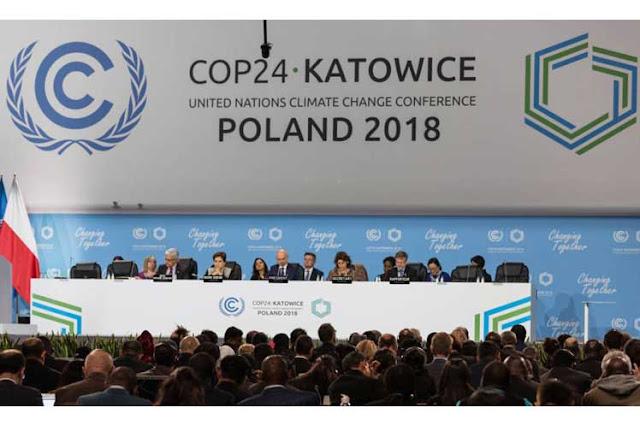 DPR Apresiasi Diplomasi Delegasi Indonesia pada Konferensi Perubahan Iklim 2018 di Polandia