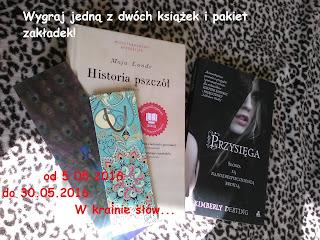 http://w-krainie-slow.blogspot.com/2016/05/rozdawajka-wygraj-jedna-z-dwoch-ksiazek.html