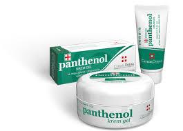 كريم بانثينول Panthenol لعلاج الامراض وملطف للجلد 2019