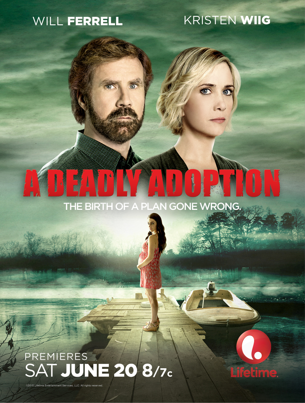 A Deadly Adoption 2015