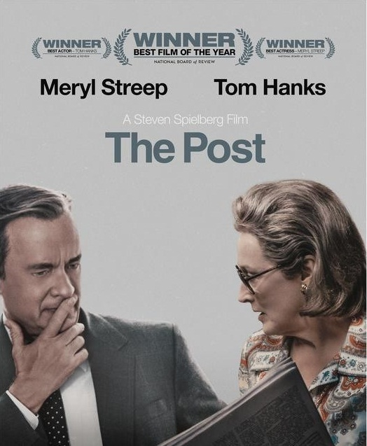 The Post [2017] [DVDR] [NTSC] [CUSTOM BD] [Latino 5.1]