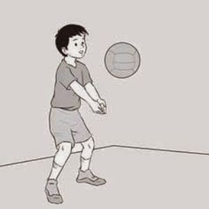 Teknik Dasar Melakukan Passing Atas Bola Voli Dan Cara Melakukan Tips Dan Trik Bola Voli